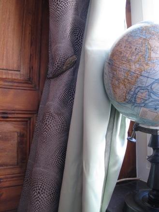Détail chambre d'hôte Galilée